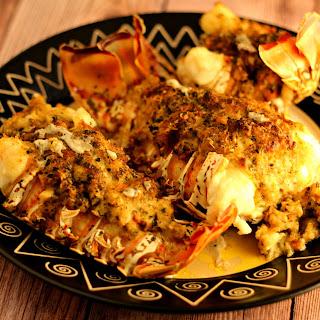 Lobster Stuffed Fish Recipes