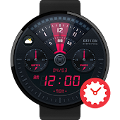 Expedition watchface by Bellox