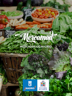 Mercamad - Madrid Markets- screenshot thumbnail