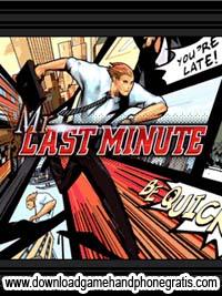 Mr. Last Minute