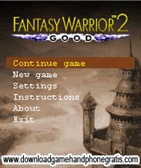 Fantasy Warriors 2 - Good