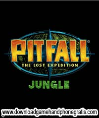 Pitfall Jungle - The Lost Expedition