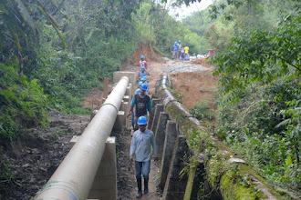 Photo: Los trabajadores de Palmor