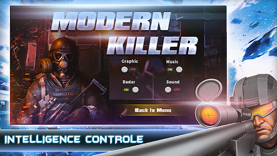 MODERN KILLER FURY : Critical Snipers Counter - náhled