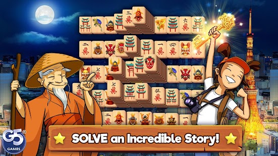 Mahjong Journey® Screenshot
