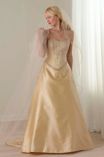 expected-gold-bridal-gown-for-you