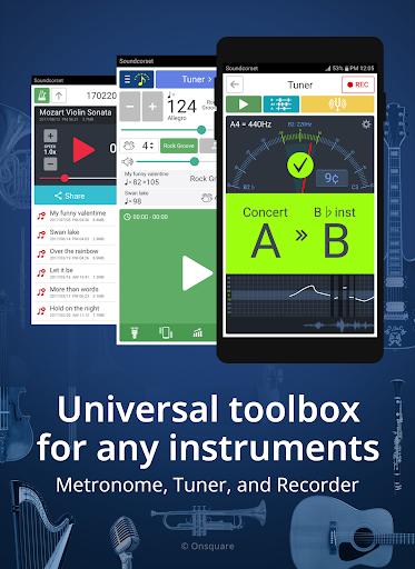 Tuner & Metronome 4.38 app download 1