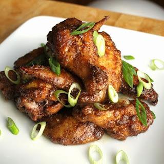 Jerk Chicken Wings.