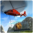 Helicopter Wild Animal Rescue 0.1