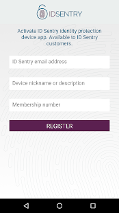 App ID Sentry APK for Windows Phone