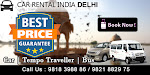Luxury Tempo Traveller for outstation | Luxury Tempo Traveller hire