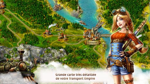 Télécharger Gratuit Transport Empire: Steam Tycoon APK MOD (Astuce) screenshots 1