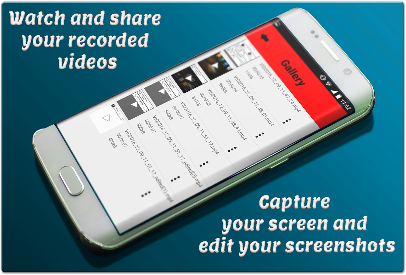 Video Call Recorder- screenshot