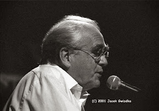 Photo: Michel Legrand 2001 (at Montreal Jazz Festival)