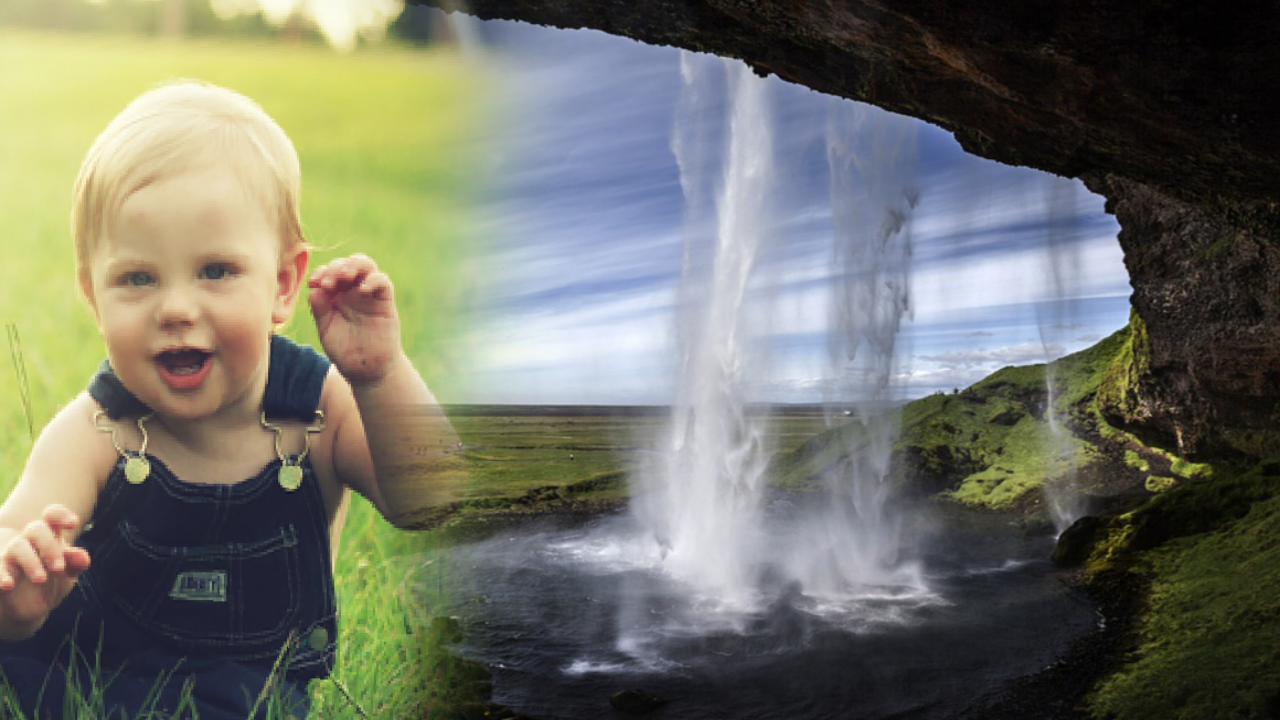 Waterfall Photo Frame Google Play Android