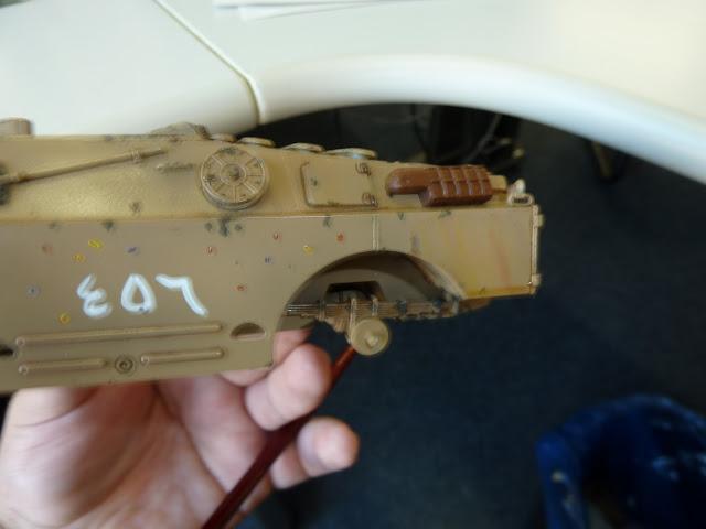 BRDM-3 Iraq (Dragon 1:35) P1010597