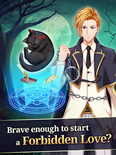 Otome Game: Love Mystery Story  captures d'u00e9cran 10