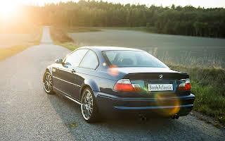 BMW M3 Rent Gävleborg