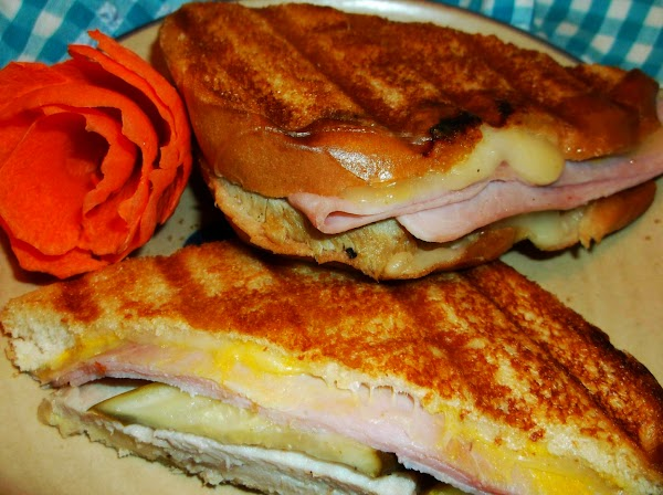 Cubano Sandwich (kentucky Style) Recipe