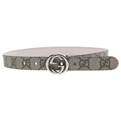 Thumbnail images of Gucci Kids GG Supreme Belt