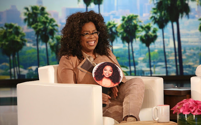 The Oprah Winfrey Show Tab