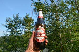 Photo: W bagażach wyszperałem jeszcze jedno piwo ;)