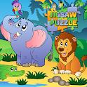 Jungle Temple Zoo - Puzzles icon