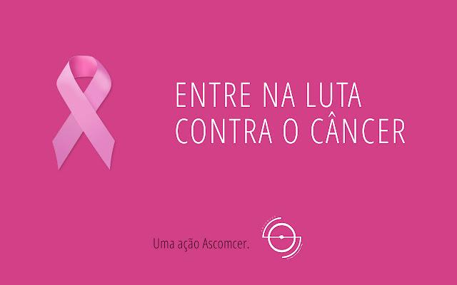 Entre na luta contra o câncer