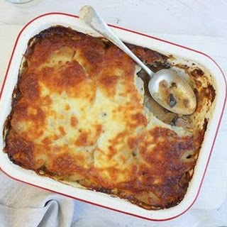 Chicken Mushroom Potato Bake Recipes.