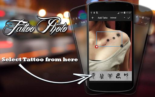 Tattoo Photo Editor:Prank Joke