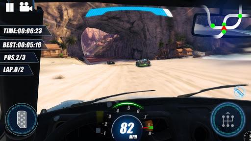 Dérive de Speedway  captures d'écran 3