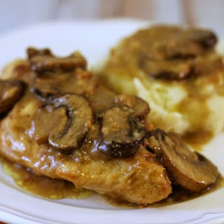 Chicken Marsala and Birthday Cakes