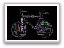 Wordlings - Szóképek bicikli és még egy tucat különleges formában