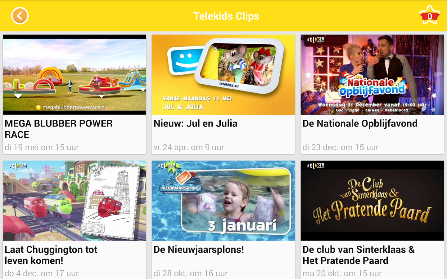 RTL Telekids- screenshot