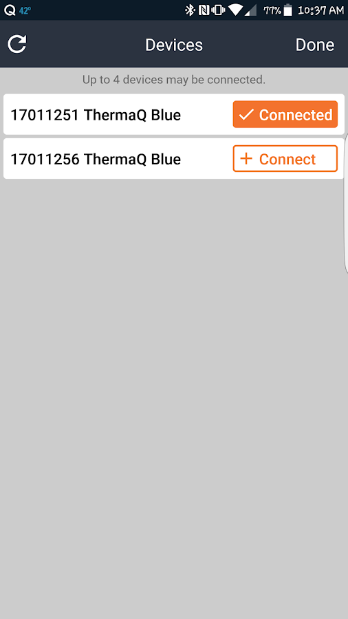 ThermaQ- screenshot
