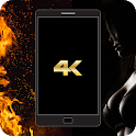 AMOLED Wallpapers 4K - HD Super AMOLED Backgrounds icon