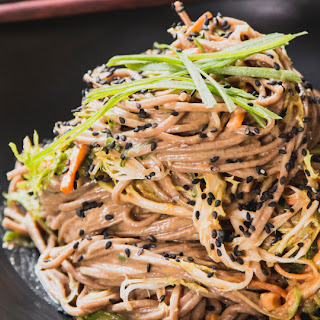 Cold Soba Noodles Soy Sauce Recipes