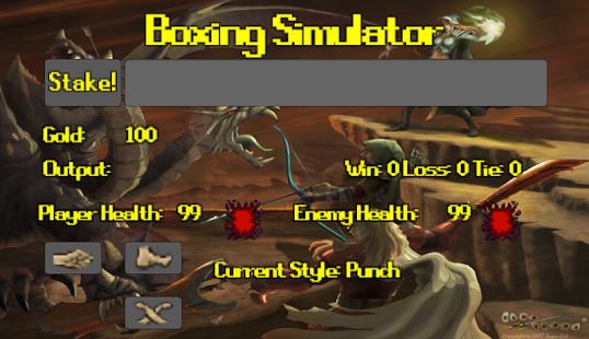 Boxing-Simulator-for-Runescape