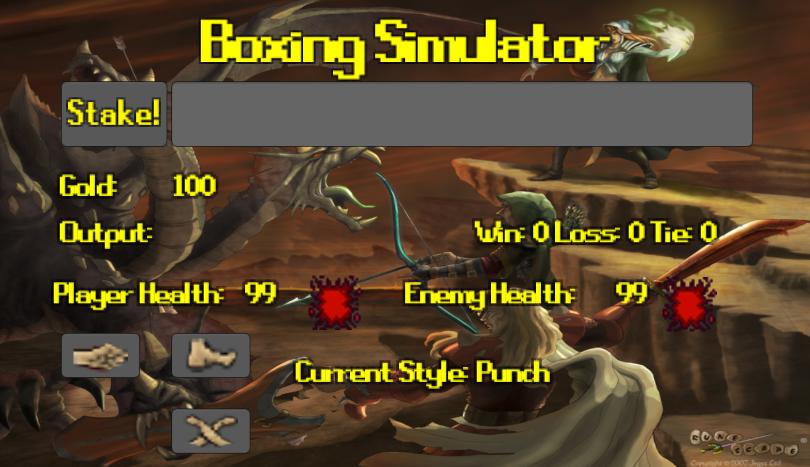 Boxing-Simulator-for-Runescape 3