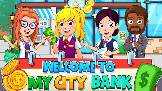 Mi ciudad: banco