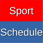 Sport Schedule 1.02