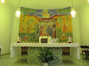 Photo: It.s2C10-141007Pompéï, chapelle sanctuaire N.D.Rosaire, messe d'ouverture  IMG_5559