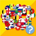 Quiz The Country Flags Game icon