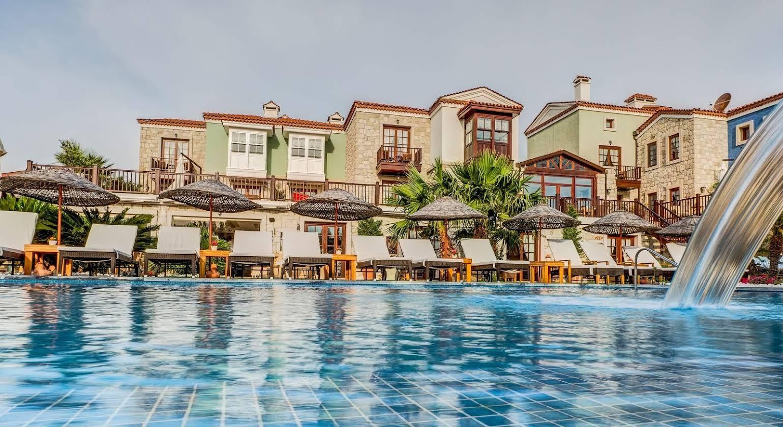 Alaçatı Kapari Butik Otel