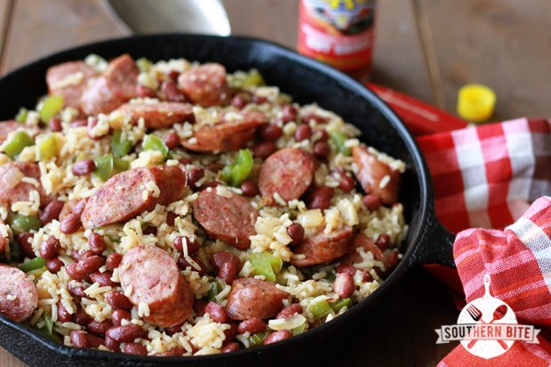 One-Pot Red Beans and Rice Recipe