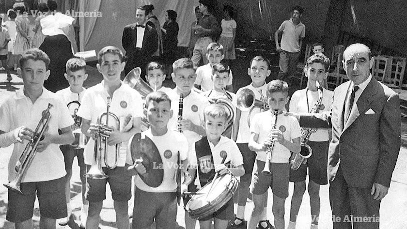 El maestro Rafael Barco fue el músico más popular de la ciudad durante medio siglo.