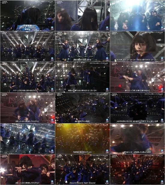 (TV-Music)(1080i) 欅坂46 – Music Station 170630