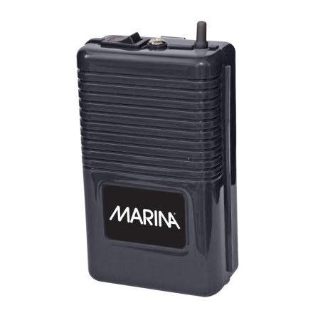 Luftpump batteridriven
