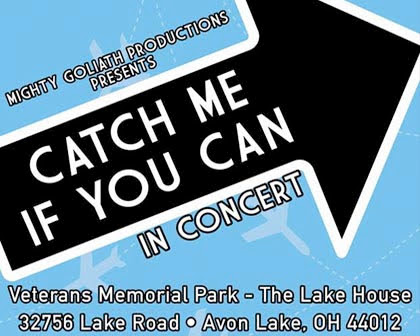 Catch Me If You Can: In Concert