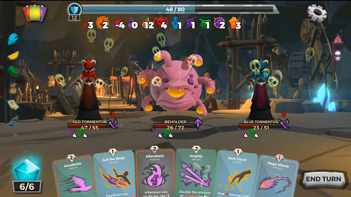 Dungeon Tales : An RPG Deck Building Card Game - screenshot